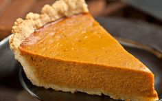 For this pumpkin pie recipe you don't need to buy a prepared crust or filling to make a pumpkin pie, just a simple press-in crust.
