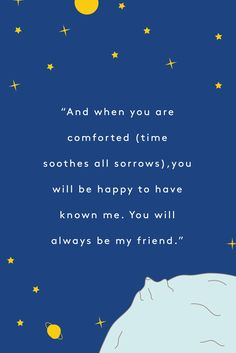 "These Are Our Very Favorite Quotes From ""The Little Prince"""