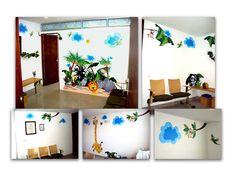 """Consultorio Pediatrico By: OBLO """"todo en diseño"""""""