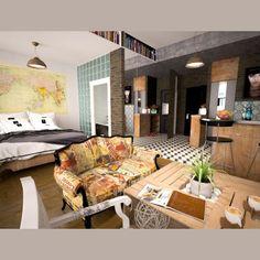 Jak wybierać meble do małego salonu?