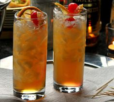 Amaretto Sour Liqueur Recipe