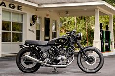 "Yamaha XV1100 ""old school"""
