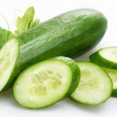 Cucumber promotes digestion, reduces cholesterol and helps weight reduction. I slice it water with lemon and ginger!! Yummy!!!