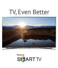 TV, Even Better With Samsung