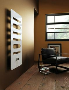 Wall-mounted panel radiator GIULY by CORDIVARI | #design Mariano Moroni