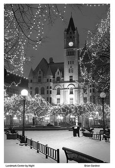 Landmark Center, Saint Paul #ONLYinMN www.exploreminnesota.com