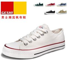 2012 New Men's shoes Low-top Men Canvas shoes Korean Style Yinglun Shoes Chao Cloth shoes