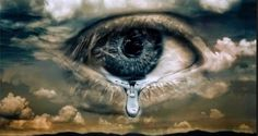 Looking At Tears Under A Microscope Reveals A Shocking Fact.