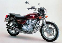 CB 750 Four KZ, 1978-1979