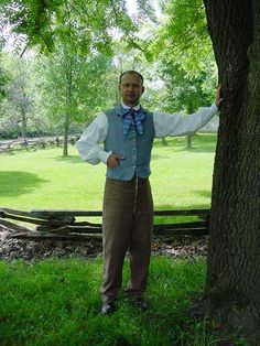 civil war era men's fashion