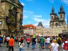 Tschechien Urlaub: Altstädter Ring in Prag Reisen