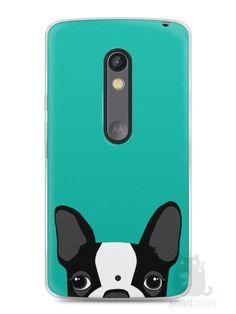 Capa Capinha Moto X Play Cachorro Bulldog Francês #3 - SmartCases - Acessórios para celulares e tablets :)