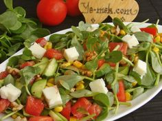 Semizotu Salatası Resimli Tarifi - Yemek Tarifleri
