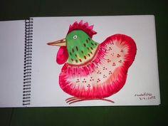GALERIA DE PINTURAS: Um desenho por dia... o meu livro fala...