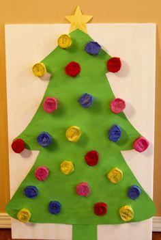 Love this DIY advent calendar. Looks like fun to make and use #Christmas