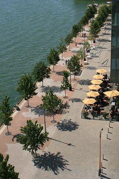 Doğu Bayfront Water Edge Promenade Batı 8 ile + DTAH 03 «Peyzaj Mimarlık Çalışmaları   Landezine Peyzaj Mimarlık Çalışmaları   Landezine