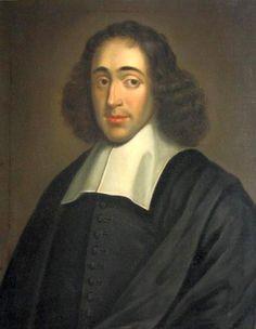 El pensamiento de Baruch Spinoza: Retrato de Baruch Spinoza