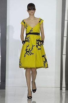Gucci Resort 2008 Fashion Show - Sheila Marquez
