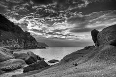 cavoli beach. elba island - elba island. parco nazionale arcipelago toscano. tuscany. italy