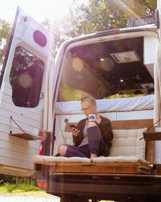 Camper Chuck Box Camping – Famous Last Words Van Conversion Interior, Camper Van Conversion Diy, Chuck Box, Van Life, Wolkswagen Van, Kombi Trailer, Box Trailer, Airstream Trailers, Camping Vintage