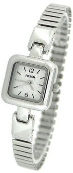 Fossil Women's Expansion Band Stainless Steel Watch Es2779