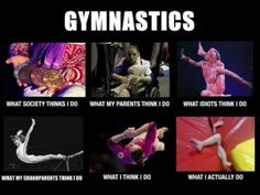 29 Ways You Know You're An Ex-Gymnast So true, every single one is on point to how I feel with being an ex-gymnast!
