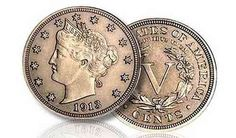most expensive nickels   Most Expensive Coins 1913 Liberty Head Nickel Top 10 Most Expensive ...