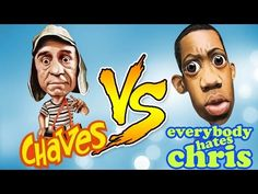 CHAVES vs TODO MUNDO ODEIA O CHRIS - BATALHA DE RAP - YouTube