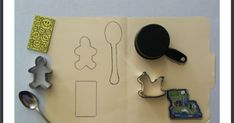 Here is a quick way to make a homemade puzzle for little ones. This is a great activity because you can vary it so easily based on your ...
