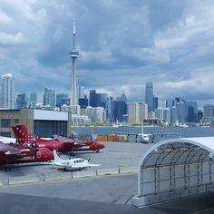 Toronto city Airport, May 2016