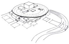 Busan Opera House Proposal: 3rd Prize Winner / Henning Larsen Architects + Tomoon Architects,sketch 02