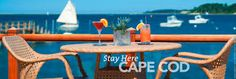 Cape Cod : stay here