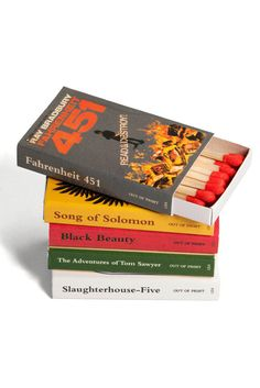 I'm thinking of writing an argumentative essay on banned books. What are some of the important issues?