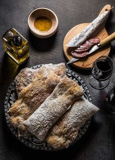 Pan Bread, Bread N Butter, Bread Recipes, Cooking Recipes, Everyday Food, Empanadas, Food Styling, Food Photography, Bakery