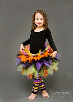 Stacked witch tutu