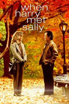 When Harry Met Sally… is a 1989 American romantic comedy film written by Nora Ephron and directed by Rob Reiner. It stars Billy Crystal as Harry and Meg Ryan as Sally. The story follows the title characters from the time they meet just before sharing a cross-country drive, through twelve years or so of chance encounters in New York City.