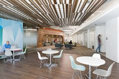 Oracle Office by RMW architecture & interiors, Santa Clara – California » Retail Design Blog