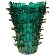 Ritagli vase by Fulvio Bianconi for Venini.