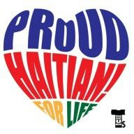 Proud Haitian  I am Australian born with a Haitian background I am very proud of my background love Haiti ❤