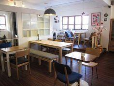 Paul and Lina Cafe Interior