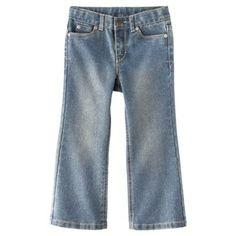 Cherokee® Infant Toddler Girls' Denim Jeans - Lite Blue 3T