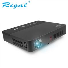 Cheap home cinema theater, Buy Quality rigal projector directly from China beamer Suppliers: Rigal Projector Battery Android WIFI LED MINI DLP Projector Beamer 350 ANSI Lumens Home Cinema Theater Cinema Theatre, Home Theater, Bluetooth, Congo, Led, Android Wifi, Tablet Phone, Videos, Antigua