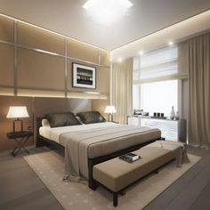 Top 25 Wonderful Master Bedroom Ceiling Light Ideas You Never Seen Before