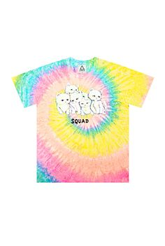 Back to school 2015: UNIF's tie-dye cotton T-shirt [Photo: Courtesy]