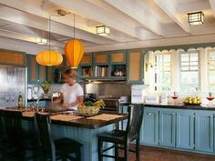 painting kitchen cabinets with chalk paint update home