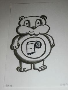 Who Cares Bears - Lotsa T.P. Bear
