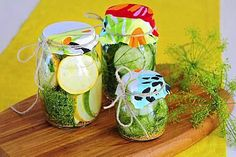 Fresh Rolls, Pickles, Cucumber, Salads, Jar, Ethnic Recipes, Food, Essen, Meals