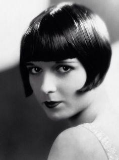 Louise Brooks- 1920's actress