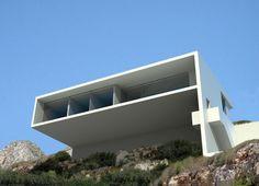 """""""Casa del Acantilado"""" (Spain) by Sivestre Navarro Architects"""