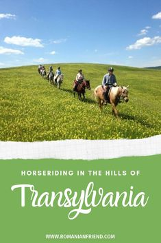 Book this trip to stay in a local, rustic guesthouse in Transylvania to explore the beautiful foothills of Transylvanian Alps and hills on horseback! World Travel Guide, Europe Travel Guide, Travel Tours, Travel Destinations, European Vacation, European Travel, Visit Romania, Hiking Tours, Day Tours